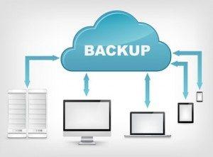 用户在备份虚拟伺服器时都应注意的问题